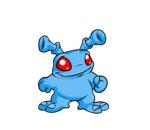 blue grundo