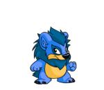 blue yurble